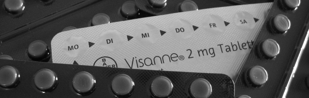 Visanne endometriosis medication